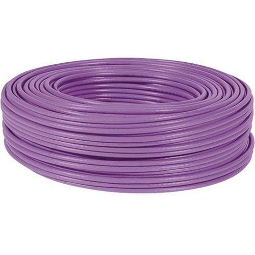 Cable monobrin f/utp CAT5e violet LS0H RPC Eca - 100M
