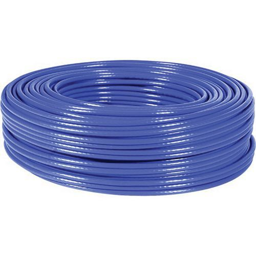 Cable multibrin f/utp CAT5E bleu - 100M