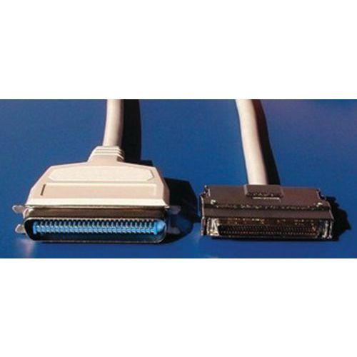 Câble SCSI 1 à SCSI 3 HD68M/C50M à clips - 0.90M
