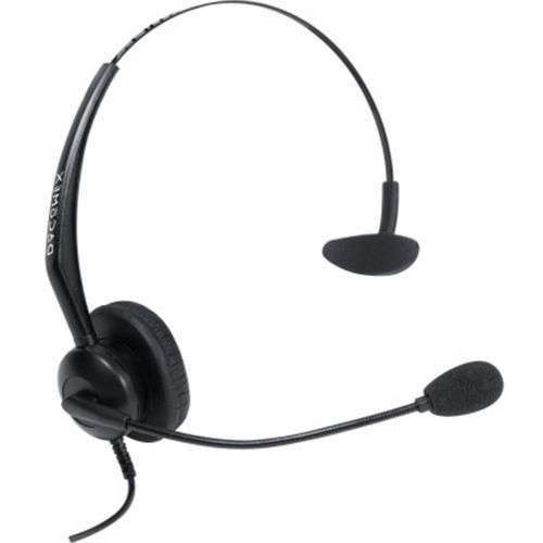 Casque telephone antibruit micro flex - 1