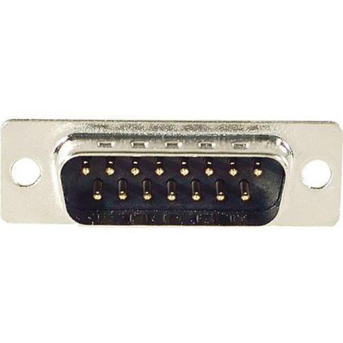 Connecteur à souder - DB15 Male
