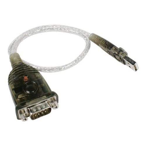 Convertisseur ATEN USB vers série RS-232 sur port DB9