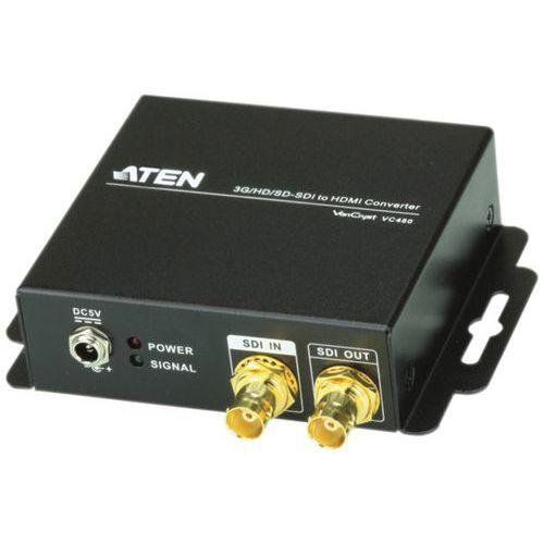 Convertisseur Aten VC480 3G/HD/SD-SDI vers HDMI