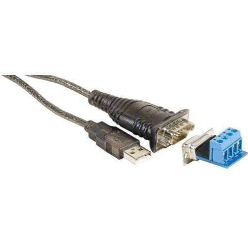 Convertisseur USB2.0 Série RS485/RS422 DB9 et bornier 4 fils