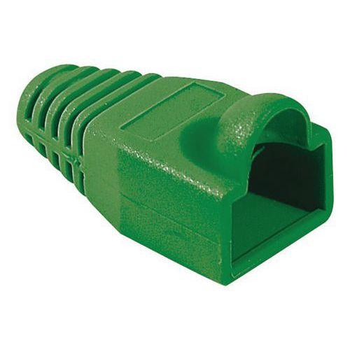 Manchons vert diamètre 6,5 mm