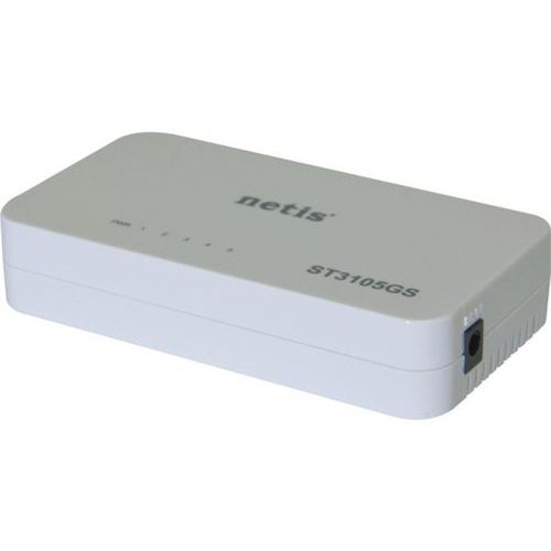 Switch 5 ports Gigabit Netis ST3105GS