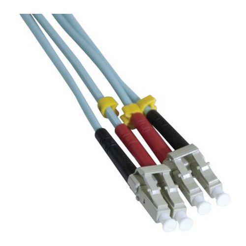 Jarretière duplex 2.0 mm multi OM3 50/125 LC-UPC/LC-UPC 10 m