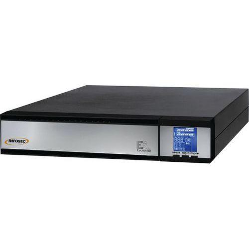 Onduleur E6 LCD RT Evolution 2000 VA Pack full