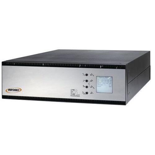 Onduleur E6 LCD RT Evolution 6000 VA Pack full