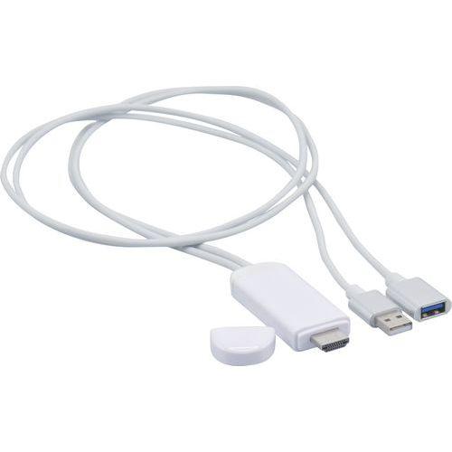Convertisseur USB  Lightning vers HDMI