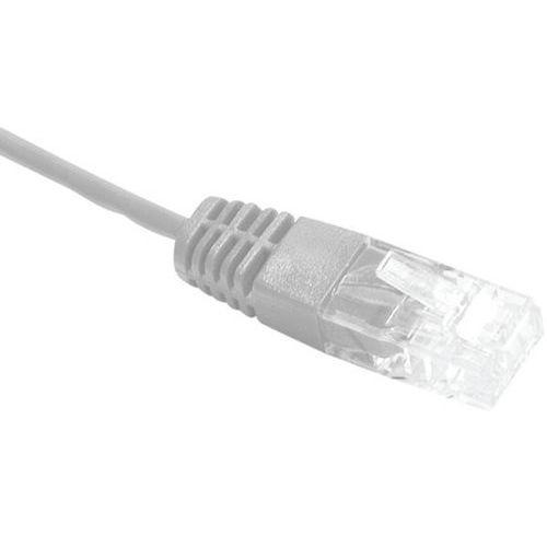 Cordon utp 1P gris RJ45/RJ45 telephone 100 ohms - 1M