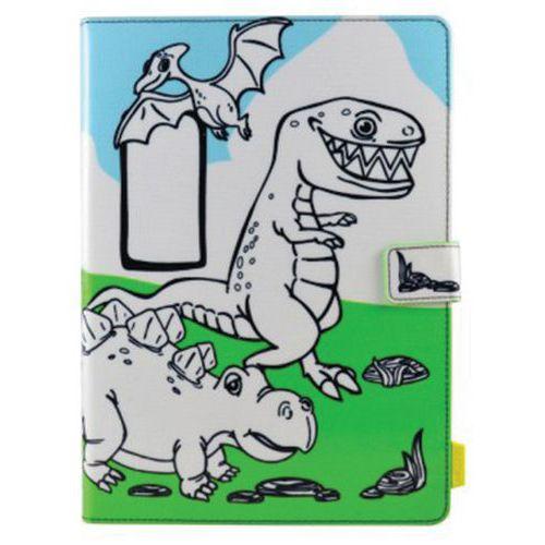 Folio universel à colorier Dinosaures 7/8'' Techair TAUKT011