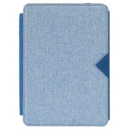 Folio universel Eazy stand tablette -7/8'' Bleu Techair