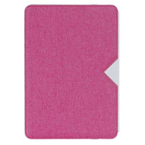 Folio universel Eazy stand tablette-7/8'' Rose/Gris Techair