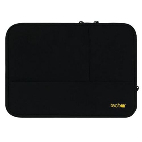 Housse néoprène ordinateur portable -12/13.3'' Noir Techair