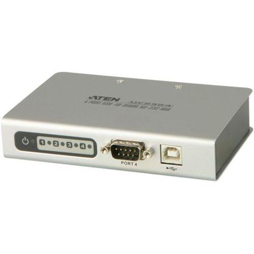Hub Aten UC2324 USB - 4 ports DB9 RS232