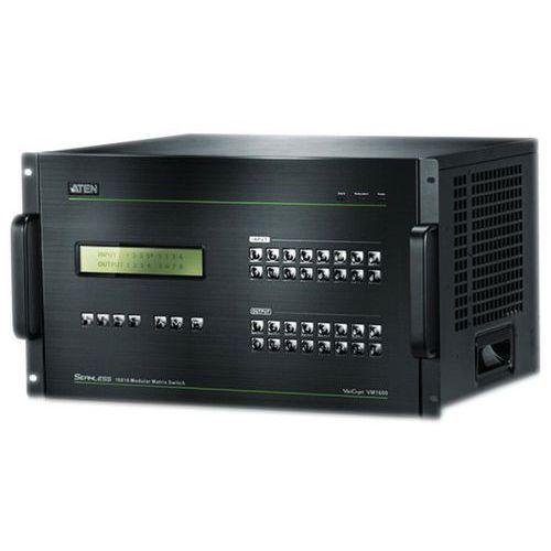 Matrice audio-vidéo ATEN VM1600 16 x 16 à châssis modulaire