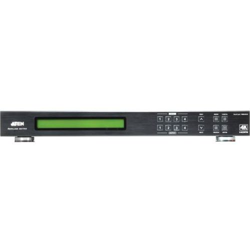 Matrice-scaler Aten VM5404H et mur d'images HDMI 4 x 4
