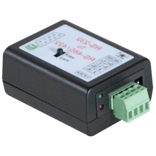 Mini convertisseur PRO RS-232 DB9/RS-422+485 bornier 4 fils