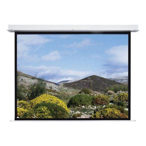 Ecran électr encastr pour faux-plafond integra 1:1 180x180cm