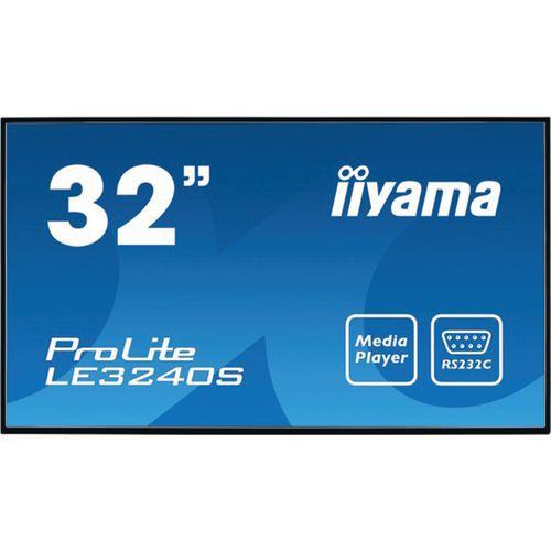 Afficheur PRO 12/7 IIYAMA 32 Full HD LE3240S