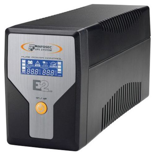 Onduleur E2 LCD - 600 VA