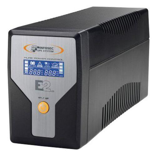 Onduleur E2 LCD - 800 VA