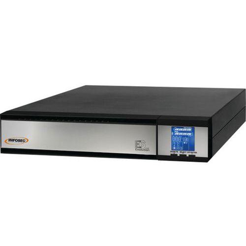 Onduleur E6 LCD RT Evolution - 1000 VA
