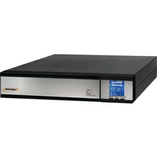 Onduleur E6 LCD RT Evolution - 3000 VA