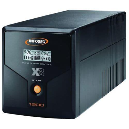 Onduleur X3 EX 1200 VA