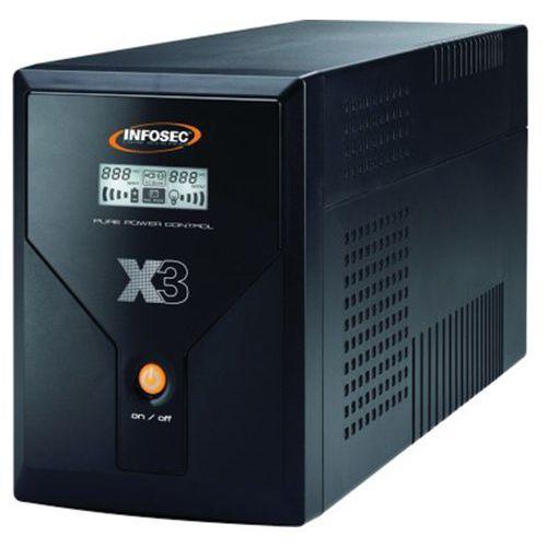 Onduleur X3 Ex 2000 VA