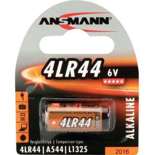 Pile alcaline 1510-0009 4LR44