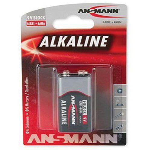 Pile alcaline 1515-0000 6LR61 / E