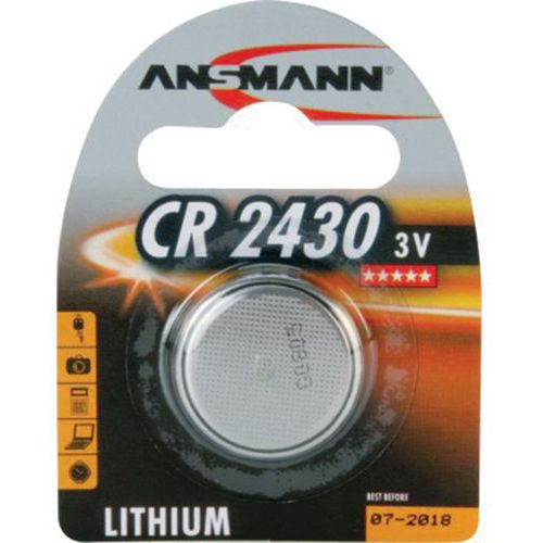 Pile lithium 5020092 CR2430