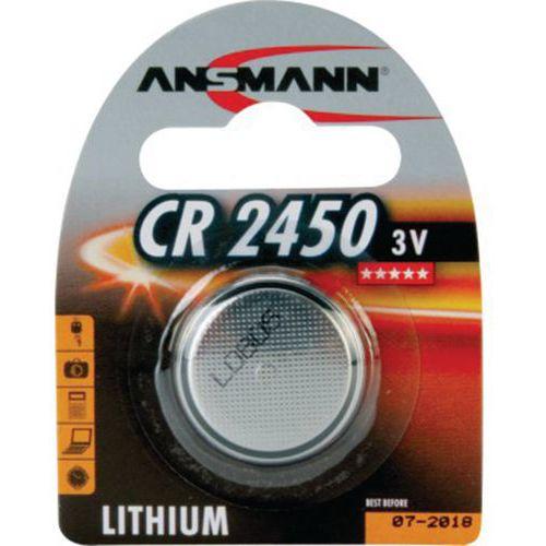 Pile lithium 5020112 CR2450