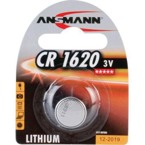 Piles lithium 5020072 CR1620