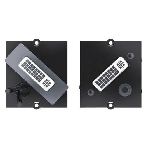 Plastron DVI et jack audio 3,5 mm