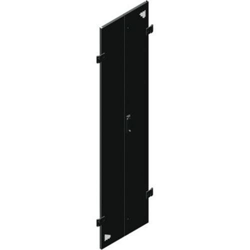 Porte double perforée 47U larg 800 (monte AR)