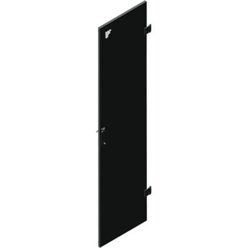 Porte simple perforée 24U larg 800 (monte AR)