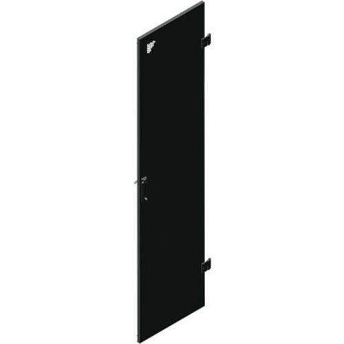Porte simple perforée 42U larg 800 (monte AR)