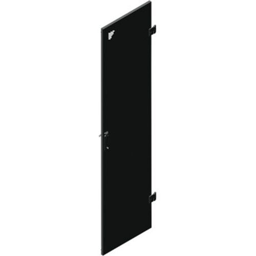 Porte simple perforée 47U larg 600 (monte AR)