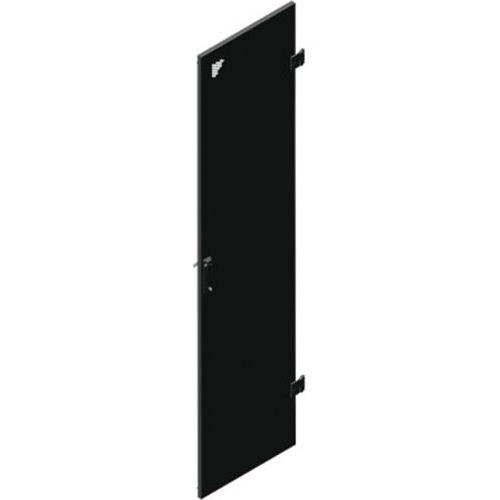 Porte simple perforée 47U larg 800 (monte AR)