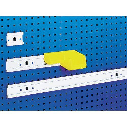 Rail de suspension pour bac à bec Bott