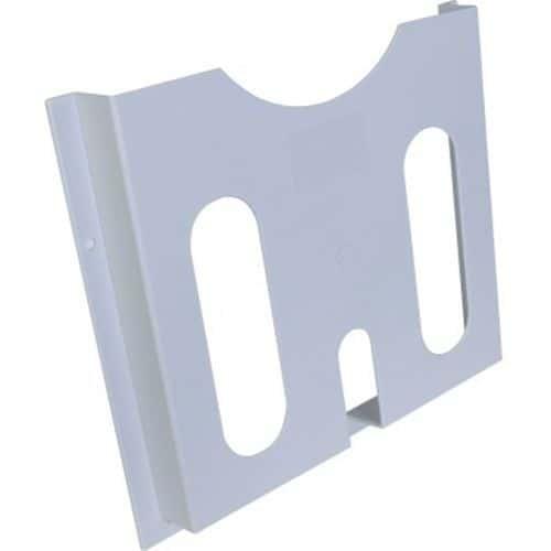 Range document A4 en plastique pour baie ou coffret