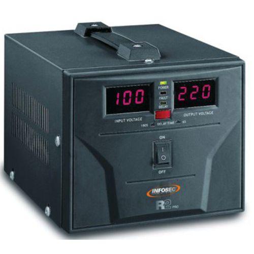 Régulateur de tension R2 PRO 1000 VA