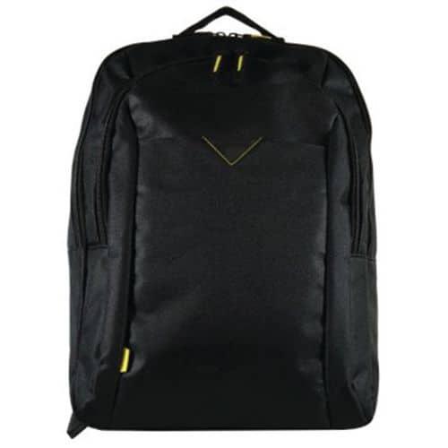 Sac à dos Moderne ordi. Portable -15.6'' Noir Techair