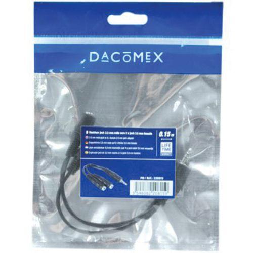 Sachet doubleur JACK3.5 f/f/m st 15CM