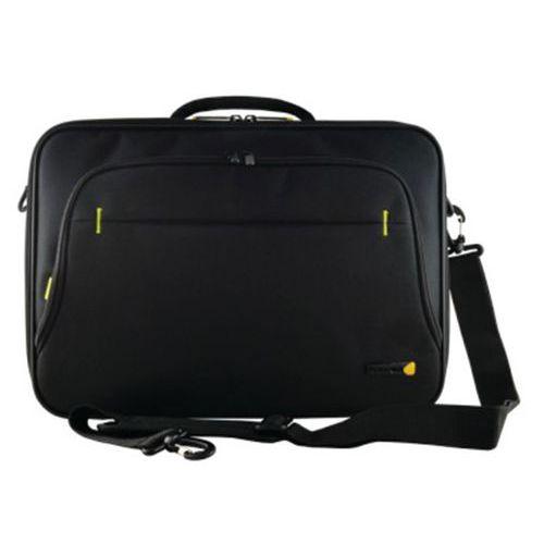 Sacoche Classique ordi. Portable -15.6'' Noir Techair