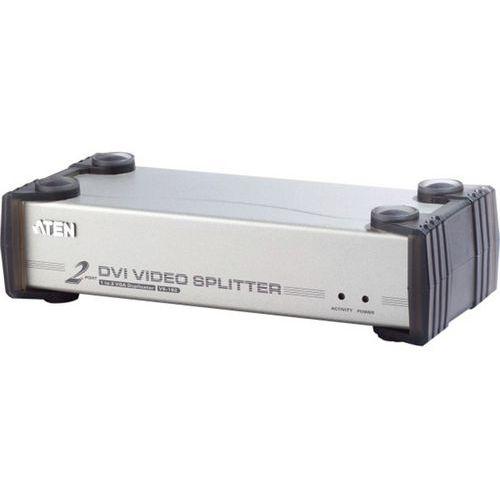Splitter dvi et audio 2 ports 1920X1200 DDC2B