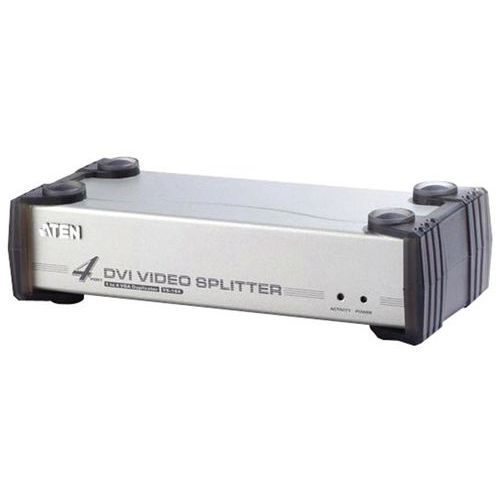 Splitter dvi et audio 4 ports 1920X1200 DDC2B
